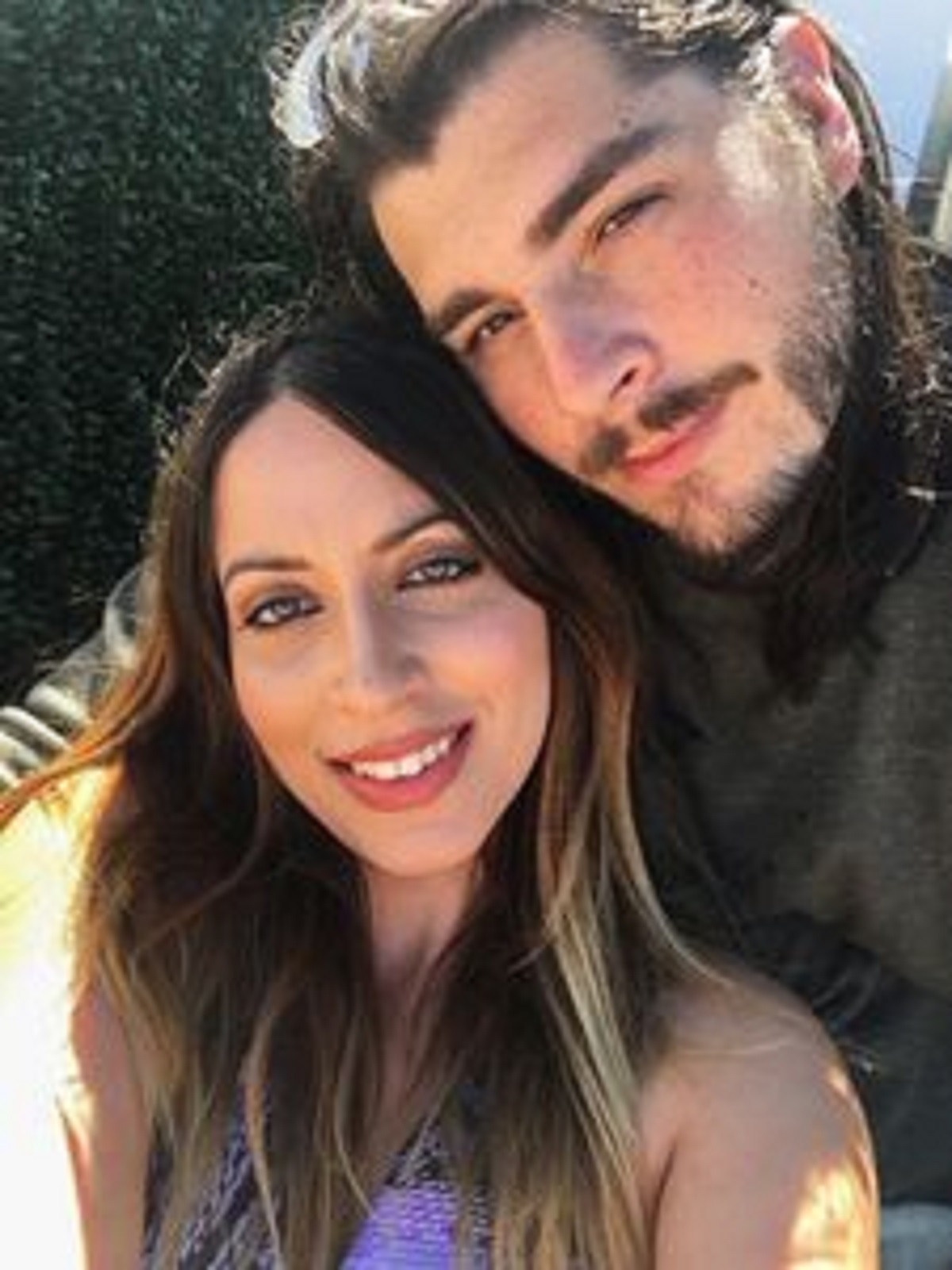 Andrew and Amira from '90 Day Fiance'
