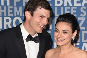 Mila Kunis Admits She Wasn't Attracted To Ashton Kutcher at First