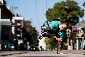 B-Girl Sunny Heads to the Red Bull BC One World Final