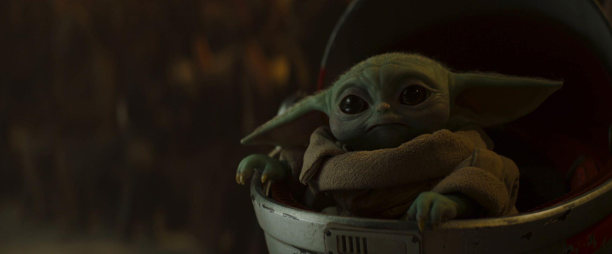 Baby Yoda in Season 2 of 'The Mandalorian'