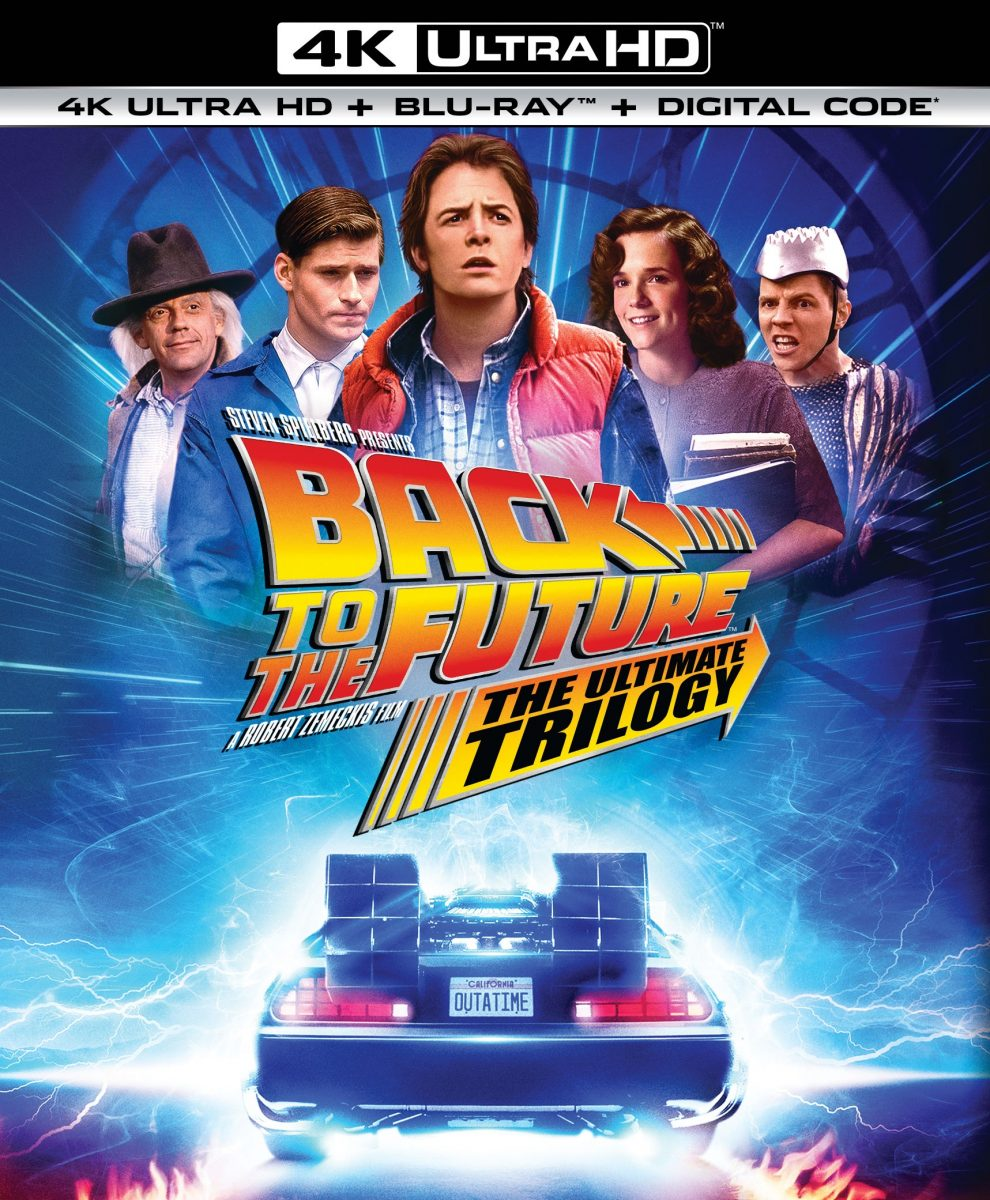 Back to the Future 35th Anniversary Edition