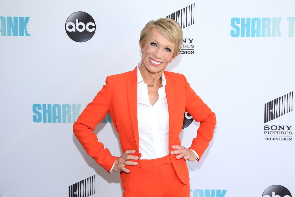 Barbara Corcoran attends the premiere of ABC's 'Shark Tank' Season 9 at The Paley Center for Media