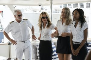 'Below Deck': Simone Mashile Blasts Captain Lee's Statement That the Yachting Industry Is Diverse