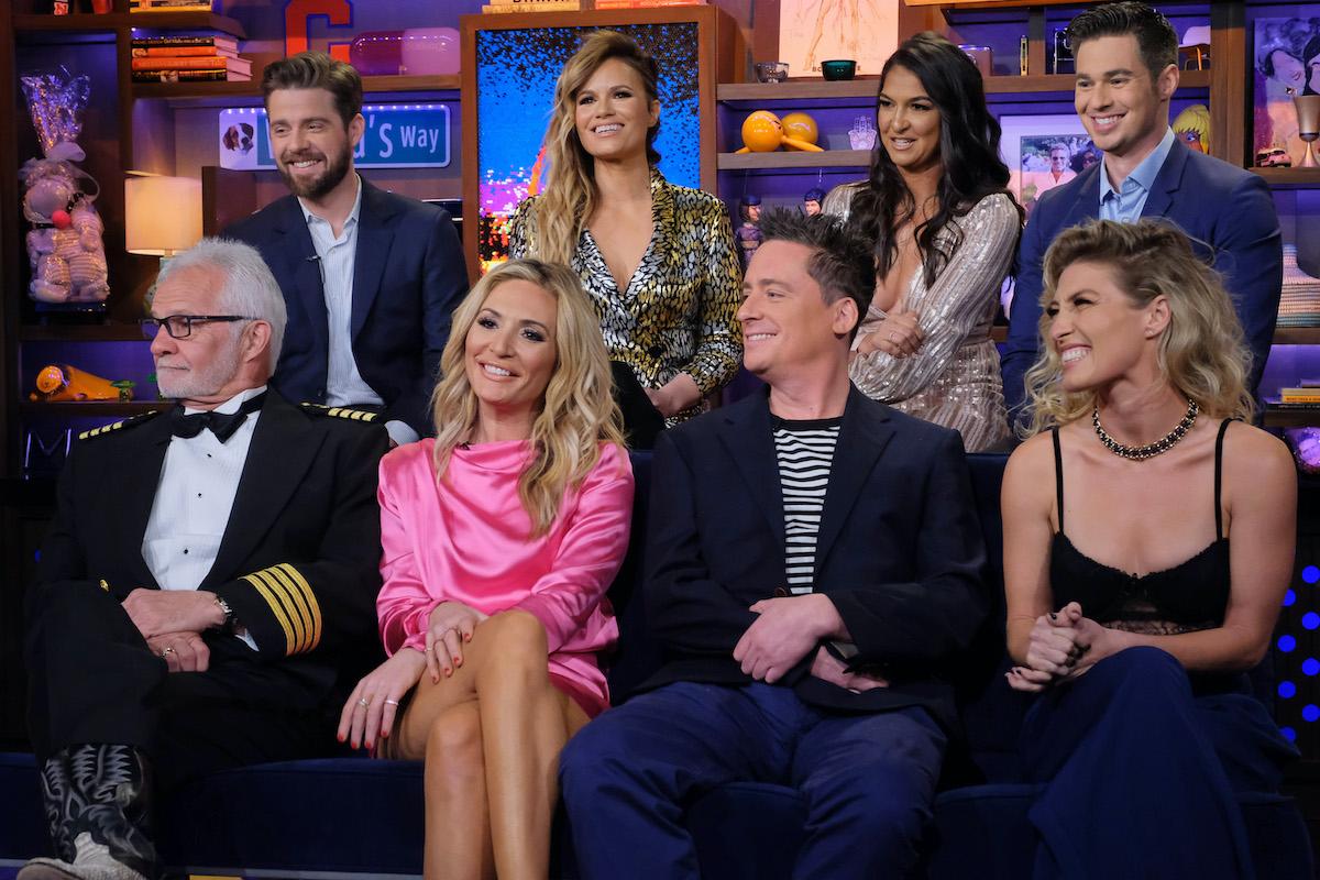 "Captain Lee Rosbach, Eddie Lucas, Kate Chastain, Amy Johnson, Ben Robinson, Connie Arias, David Bradberry, Raquel ""Rocky"" Dakota"