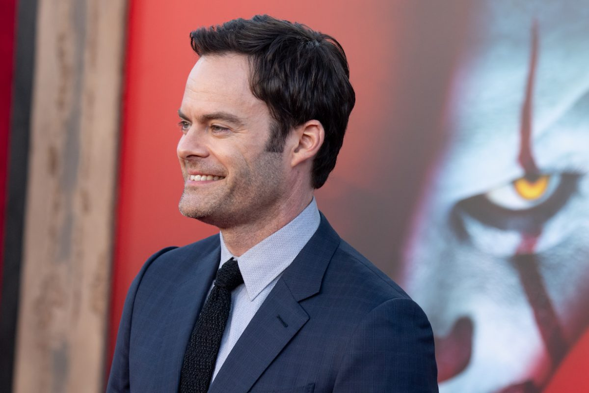 Bill Hader attends the premiere of Warner Bros. Pictures 'It Chapter Two'