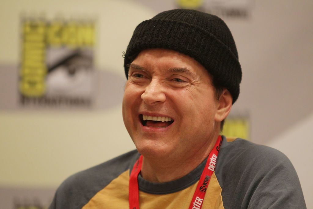 Billy West smiling