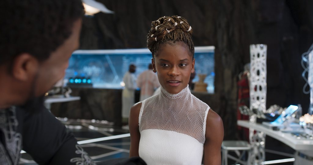 Black Panther: Letitia Wright