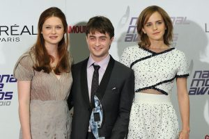 'Harry Potter' Actor Bonnie Wright Felt So 'Strange' Kissing Daniel Radcliffe: He's 'Like a Brother'
