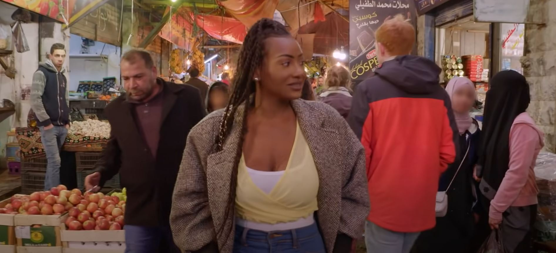 Brittany Banks on '90 Day Fiancé