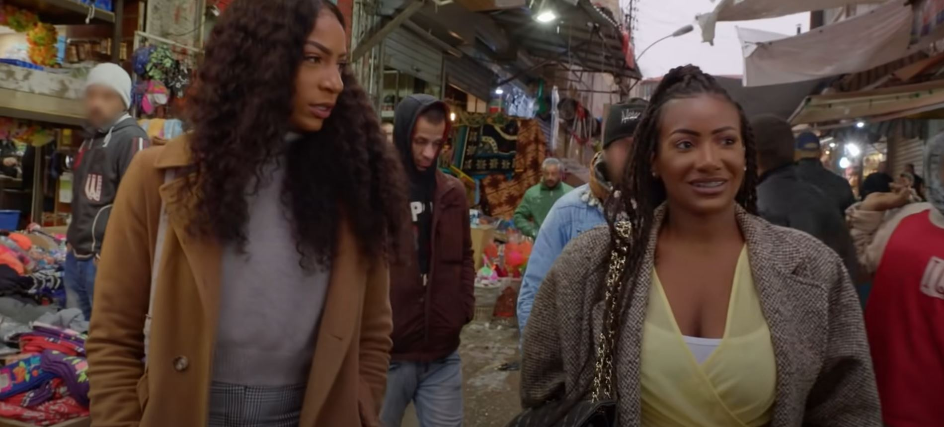 Brittany and Angela on '90 Day Fiancé'