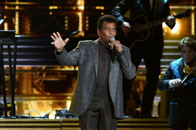 Who Is Charley Pride's Wife?