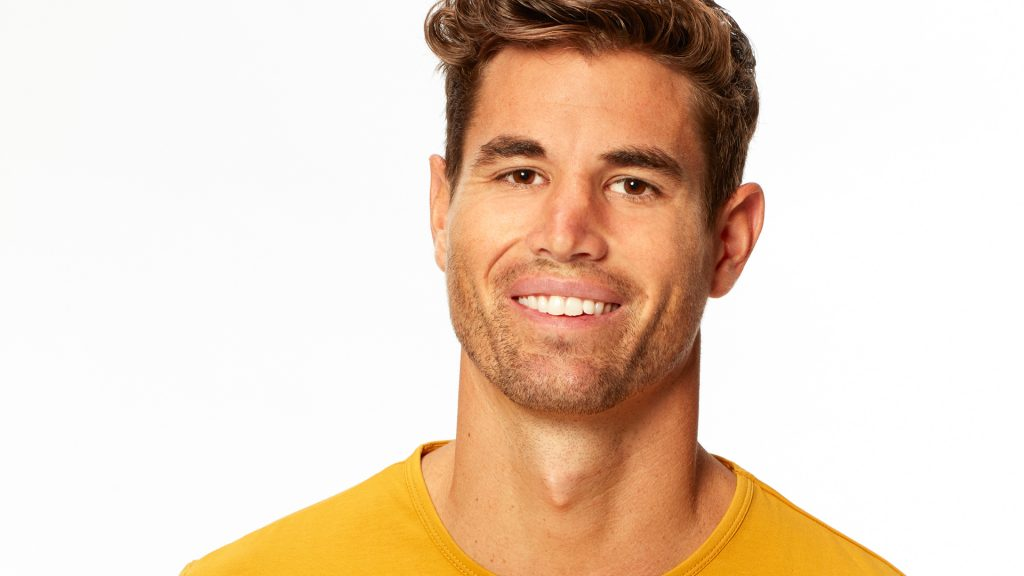 Chasen from 'The Bachelorette' Season 16 in 2020