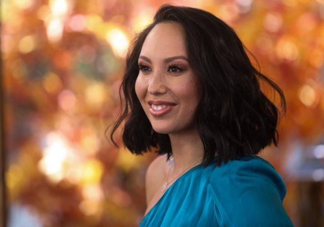 'DWTS': Cheryl Burke Says This Is Missing From Season 29