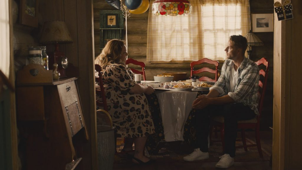 'This Is Us' Season 5 stars Chrissy Metz as Kate and Justin Hartley as Kevin