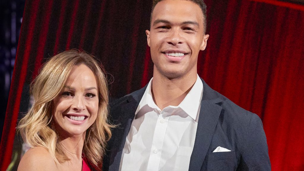 Clare Crawley and Dale Moss on 'The Bachelorette' Season 16 Episode 5 in 2020