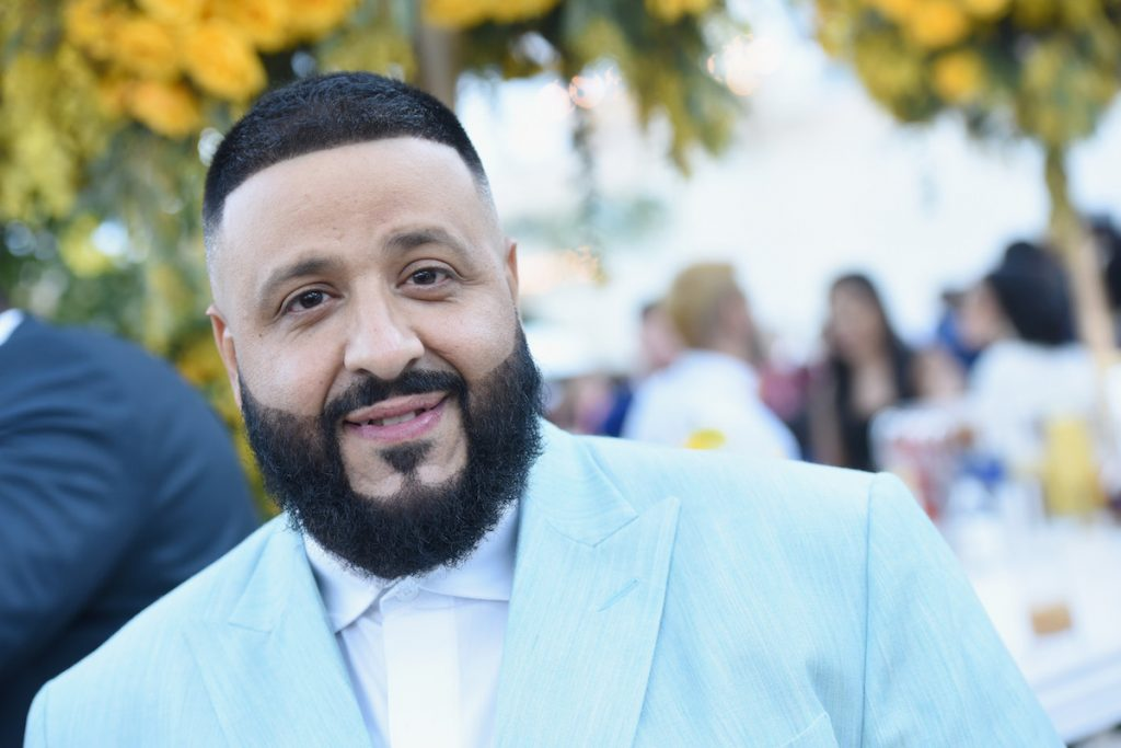 DJ Khaled attends 2019 Roc Nation THE BRUNCH on February 9, 2019 in Los Angeles, California.