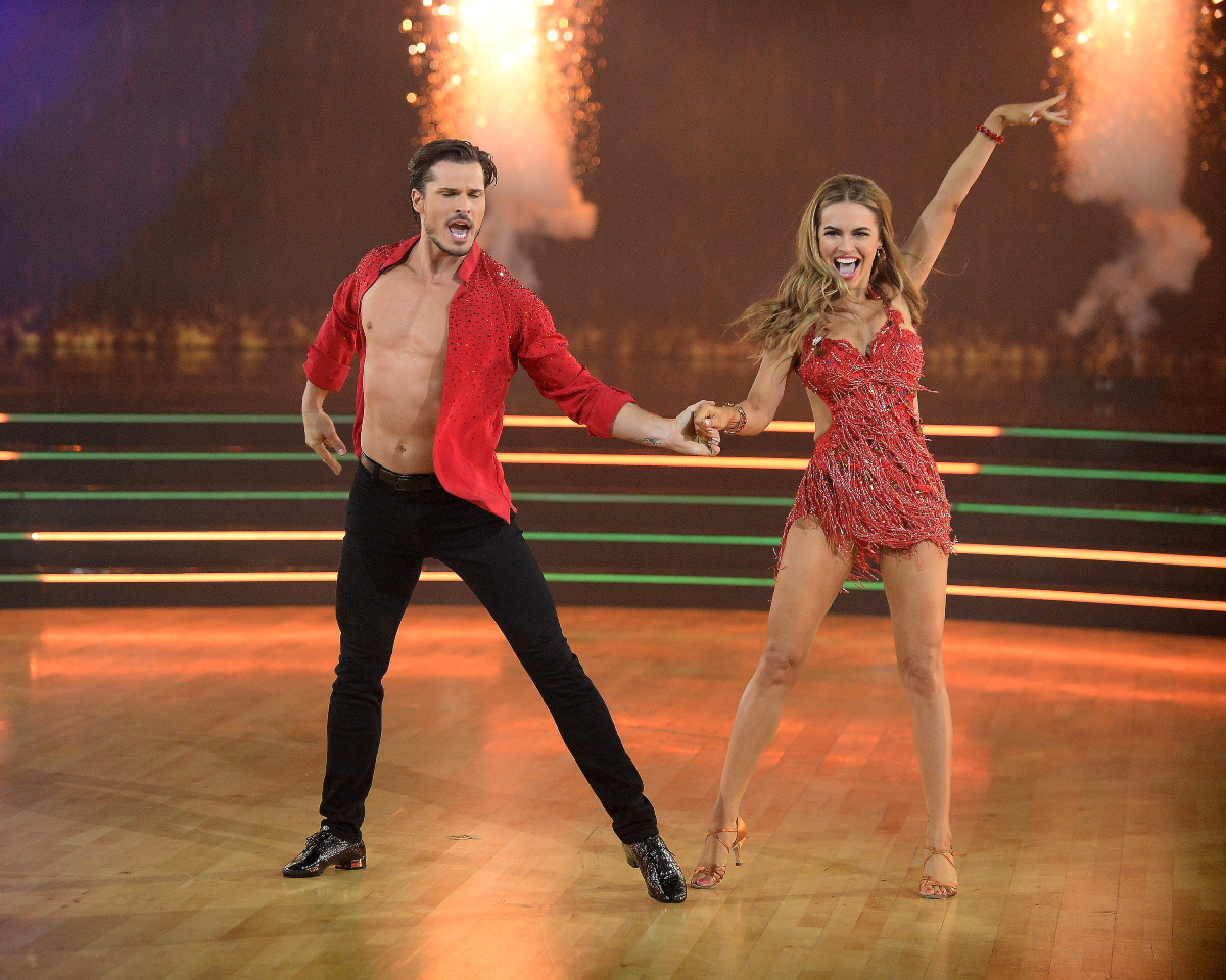 Dancing With the Stars Chrishell Strause