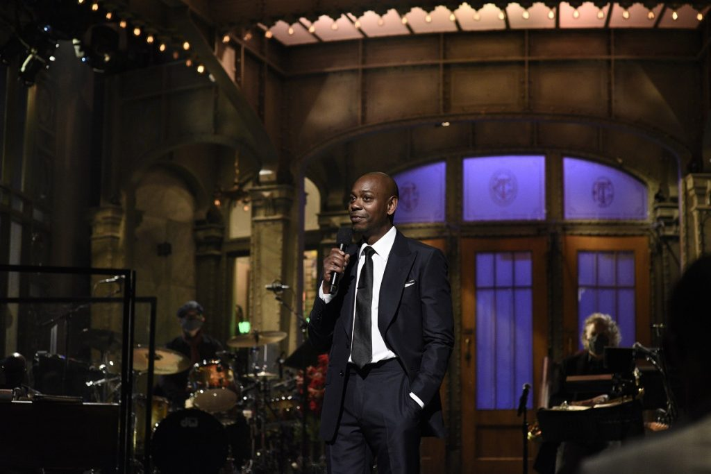 Netflix removed Chappelle's Show at Dave Chappelle's request