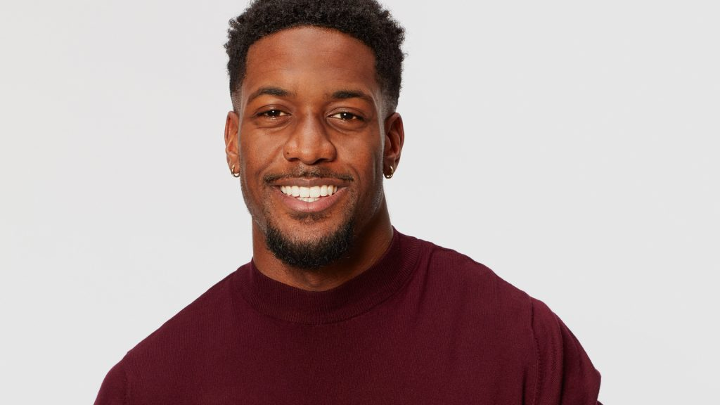 Demar from 'The Bachelorette' 2020