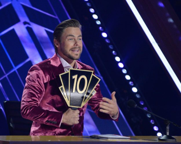 'Dancing With the Stars': How Some Pros Really Feel About Derek Hough On the Judges' Panel