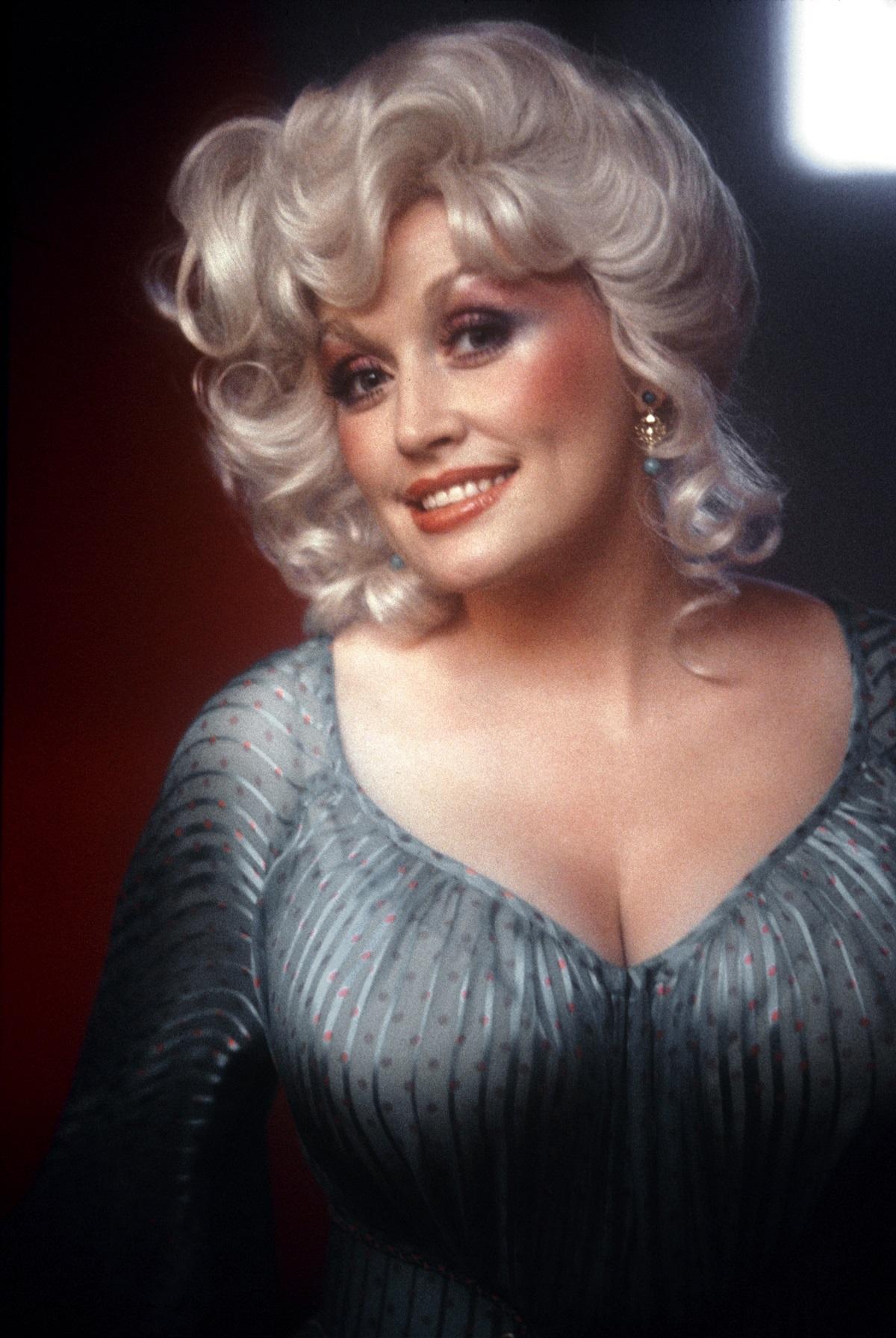 Dolly Parton set to star in festive Netflix film