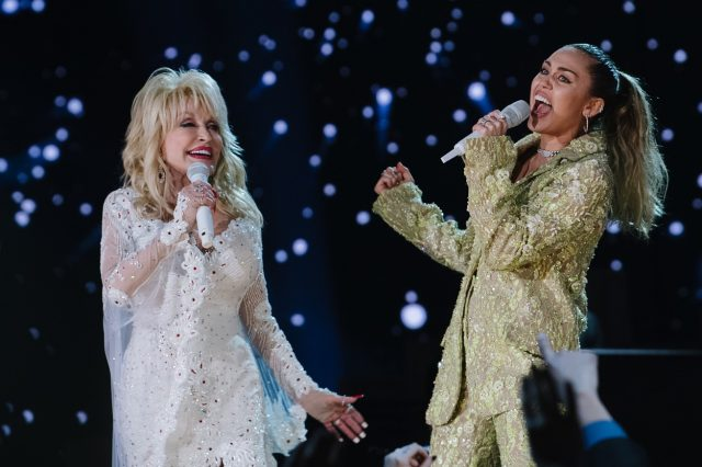 Dolly Parton Reveals When She Realized Miley Cyrus 'Was a Star'