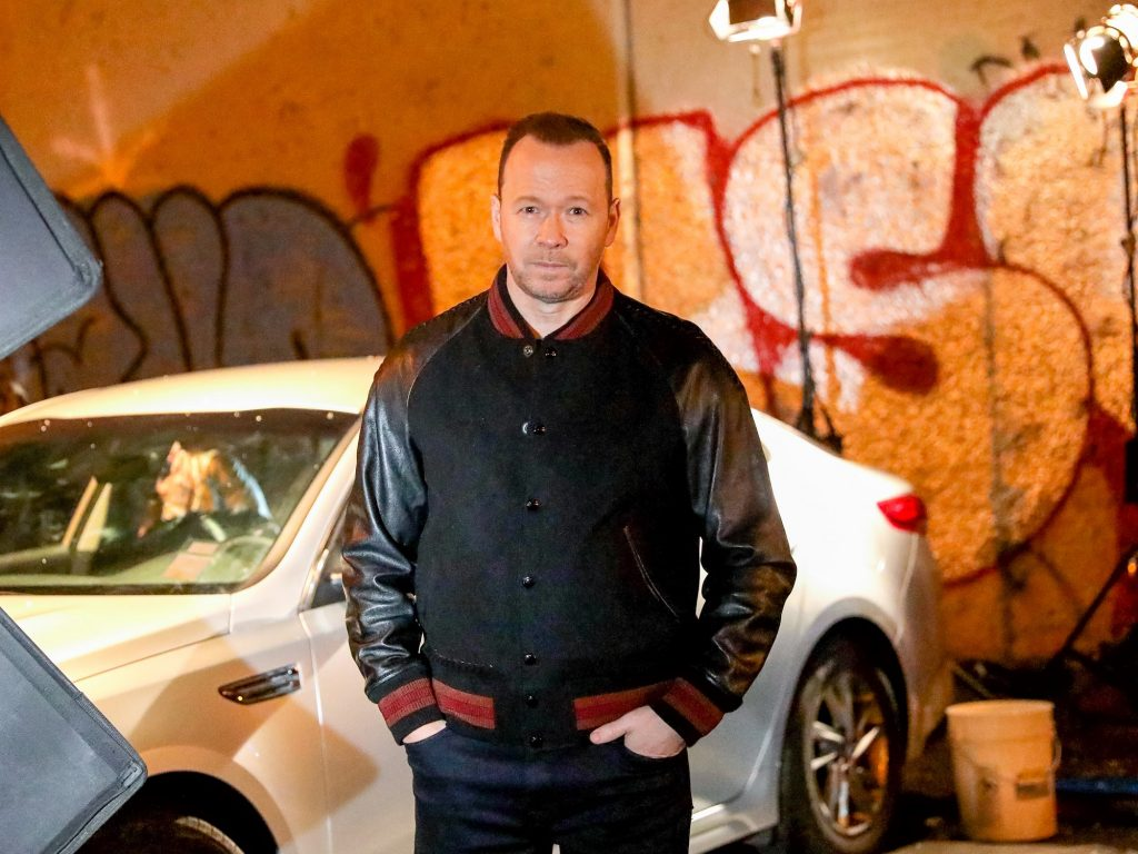 Donnie Wahlberg appers in 'Blue Bloods'