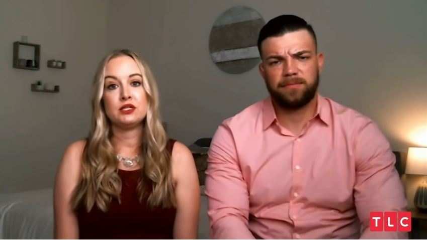 Elizabeth Potthast and Andrei Castravet on 90 Day Fiancé