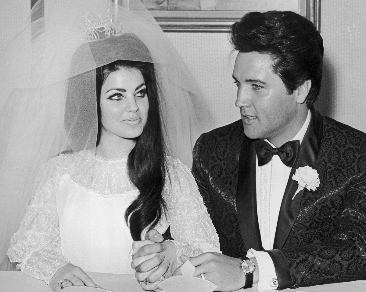 Elvis e Priscilla Presley