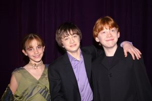 'Harry Potter' Cast Looks Almost Unrecognizable at 2001 'Harry Potter and the Sorcerer's Stone' Premiere