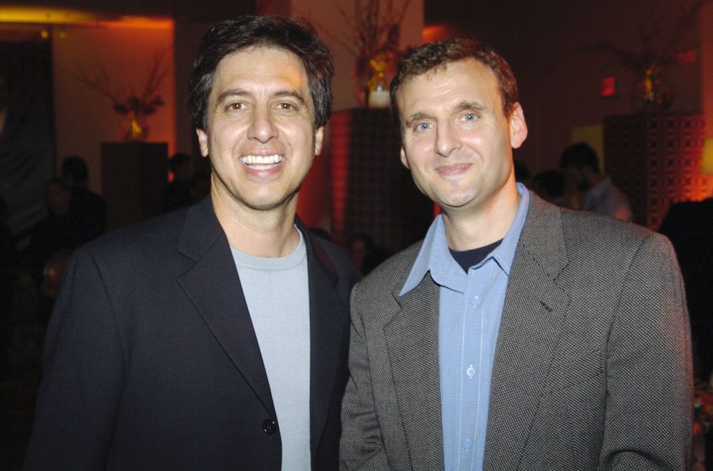 Ray Romano and executive producer Phil Rosenthal of 'Everybody Loves Raymond'