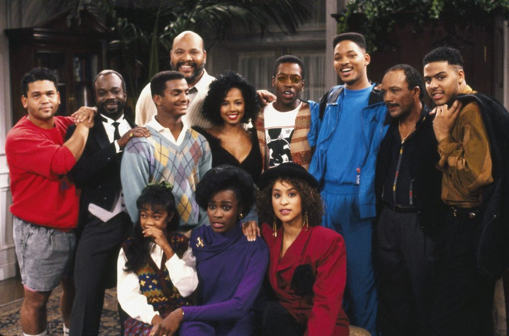 'The Fresh Prince of Bel-Air' Cast