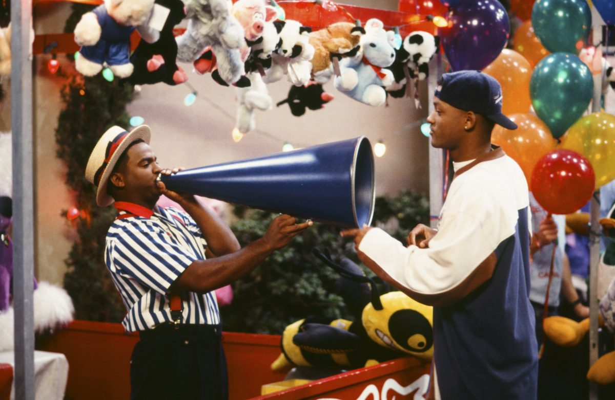 Fresh Prince of Bel-Air Will and Carlton