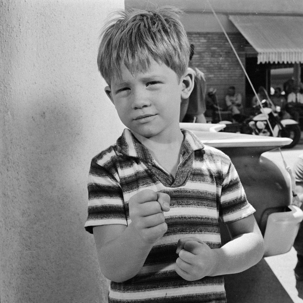 Ron Howard as Opie Taylor on 'The Andy Griffith Show.'