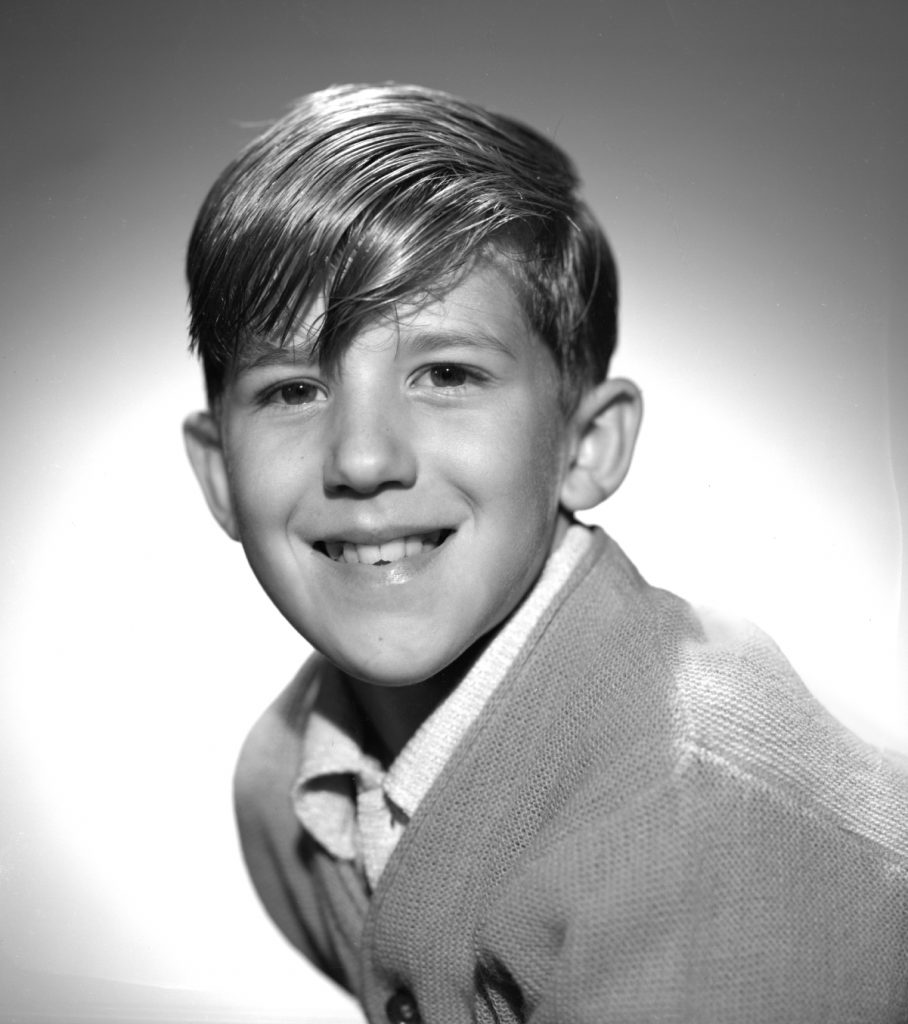 'The Andy Griffith Show's Johnny Paul Jason played by Keith Thibodeaux ,1962