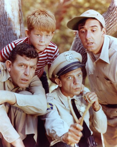 Andy Griffith Was Supposed to Be the Comic Lead on 'The Andy Griffith Show,' But Don Knotts Outshone Him