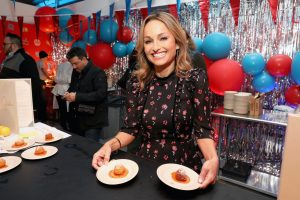 Food Network' Star Giada De Laurentiis's Family Was Filthy Rich Long Before Becoming a Celebrity Chef