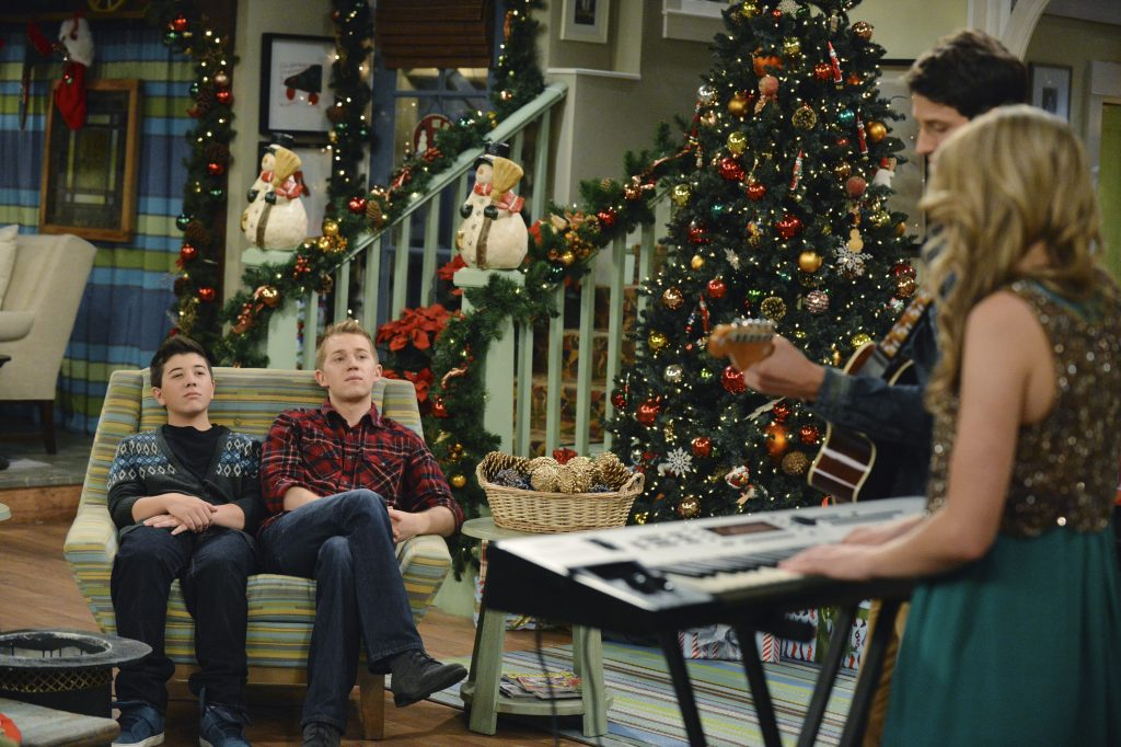 Disney Channel's 'Good Luck Charlie,' Episode Titled, 'A Duncan Christmas'