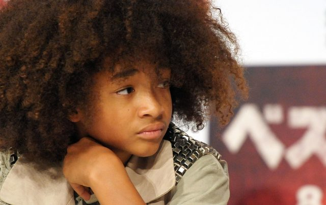 Jaden Smith Said Will Smith Watched His First Kiss: 'That Was Very Awkward'