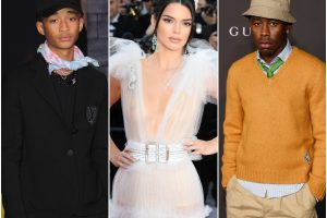 Did Jaden Smith and His Rumored Boyfriend, Tyler, the Creator, Both Date Kendall Jenner?