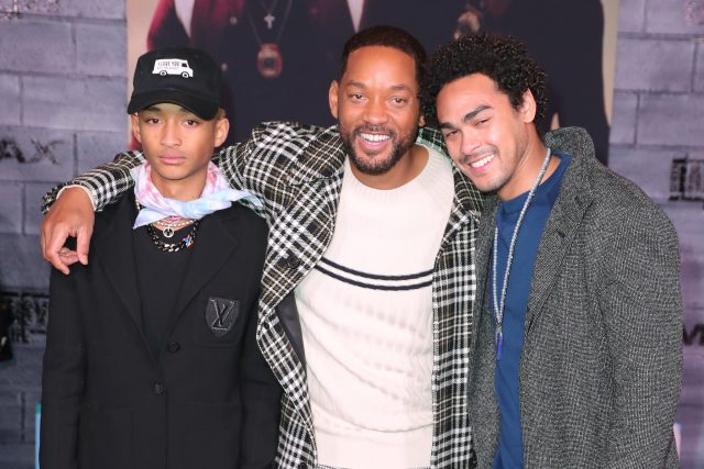 Jaden Smith Explained What His Relationship Was Like With Will Smith's Son, Trey Smith, at 11 Years Old