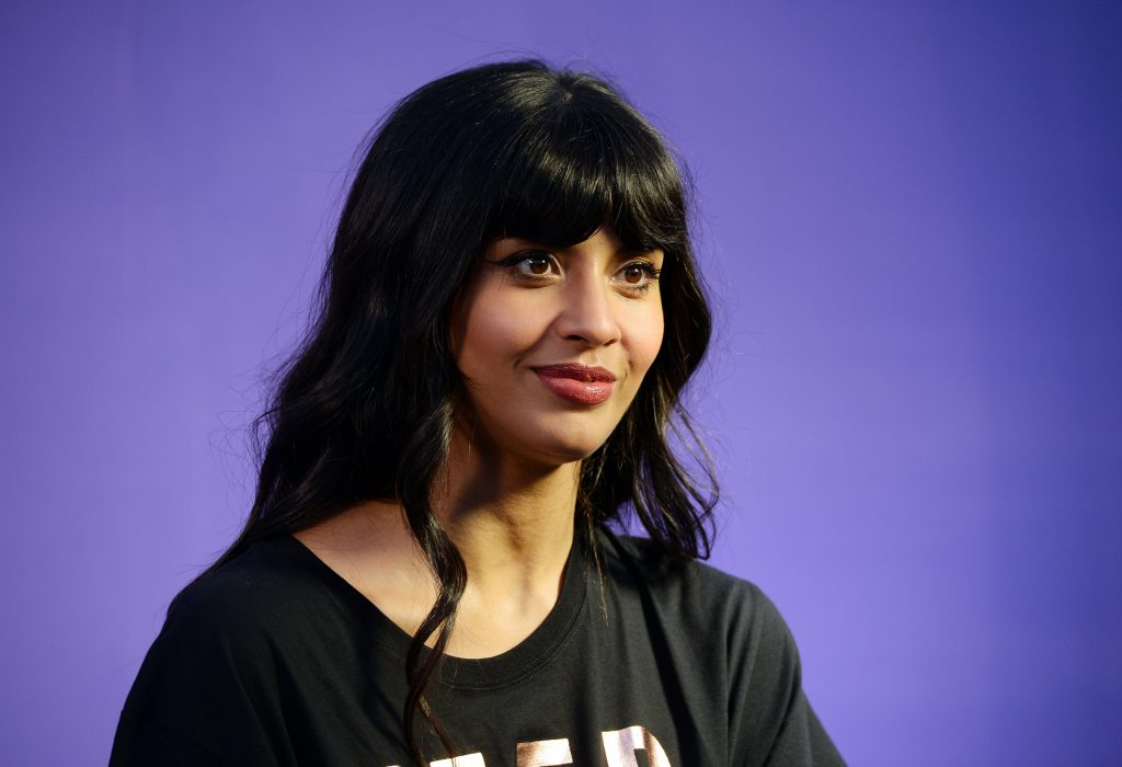 Jameela Jamil from 'The Good Place'