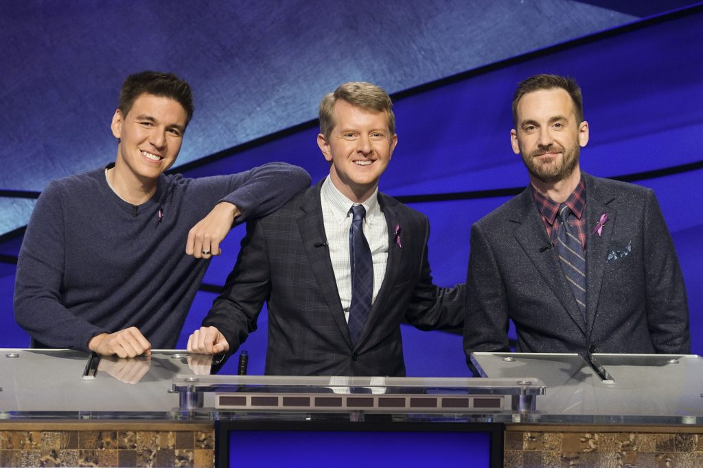 'Jeopardy!' Champ James Holzhauer Posts Humorous Tweet ...