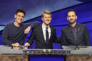 'Jeopardy!' Champ James Holzhauer Posts Humorous Tweet Promoting New Show With Brad Rutter and G.O.A.T. Ken Jennings