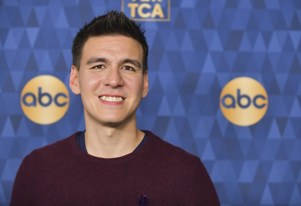 James Holzhauer of 'Jeopardy!'