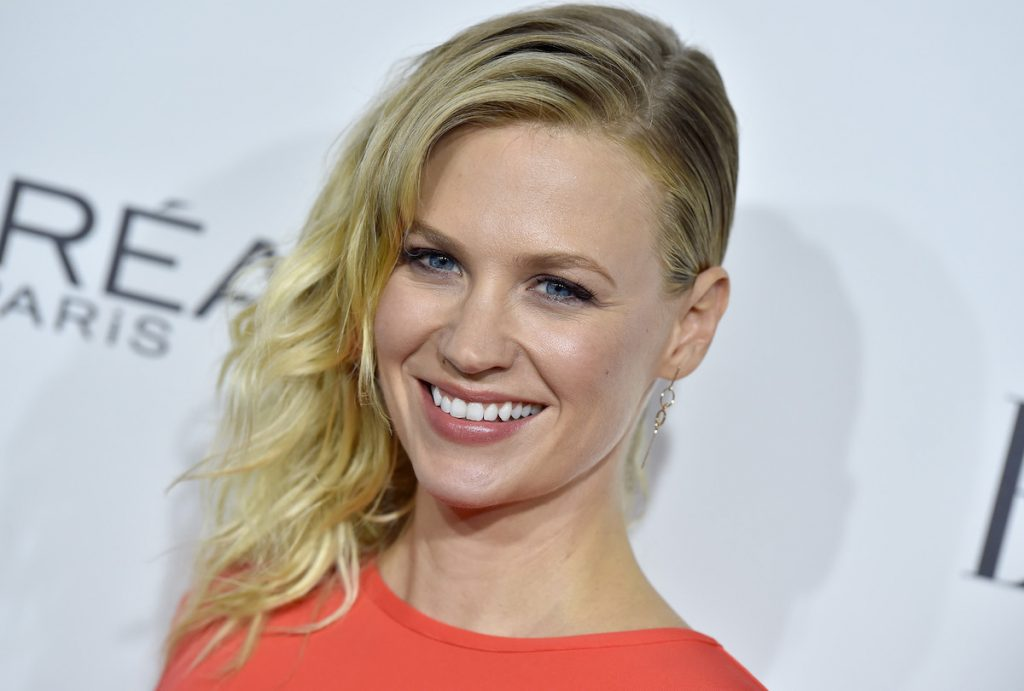 January Jones arrives at the 23rd Annual ELLE Women In Hollywood Awards