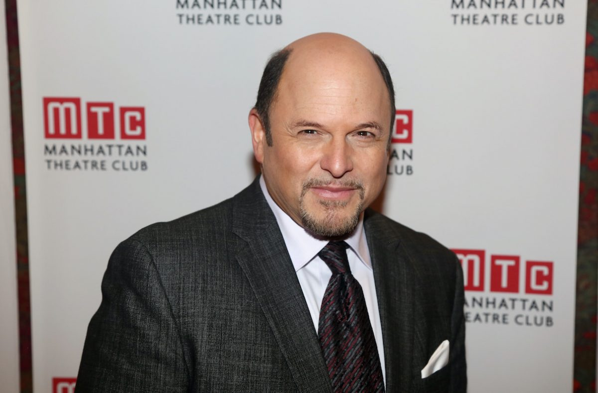 Jason Alexander at 'The Portuguese Kid' opening night after party