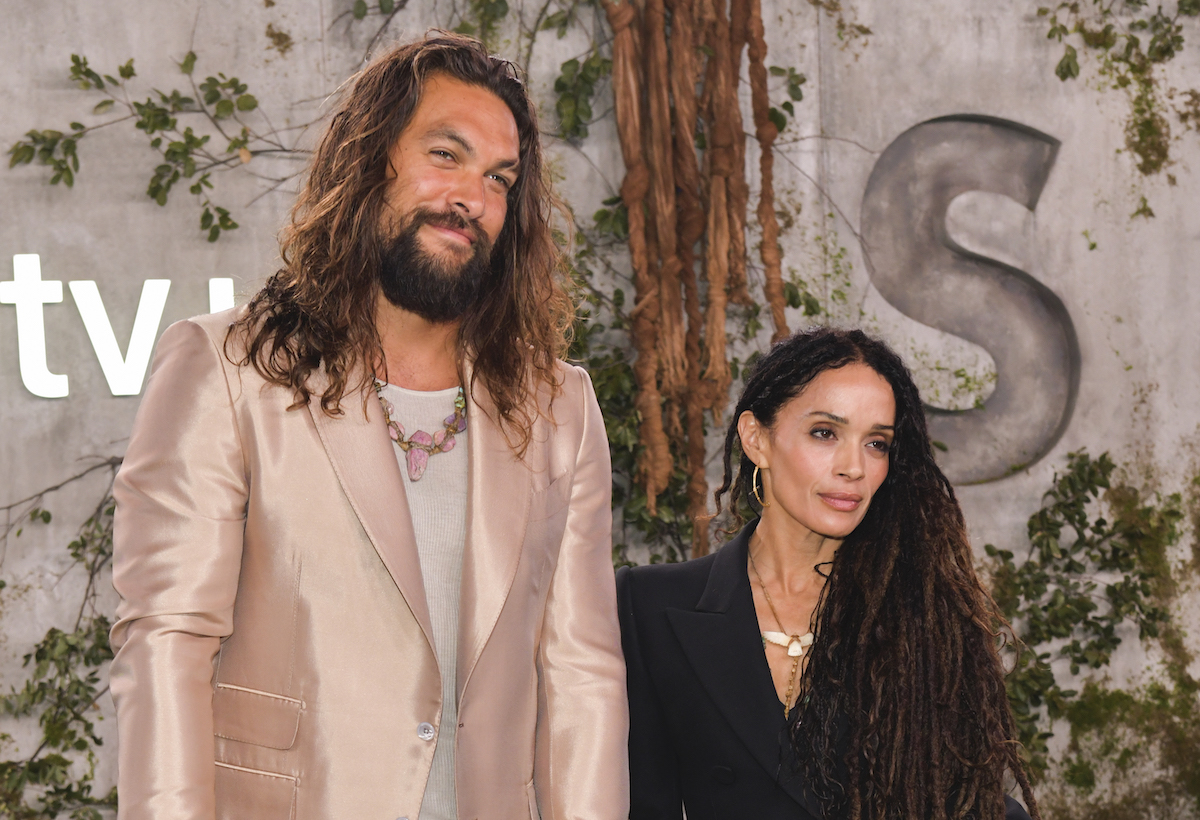 Jason Momoa And Lisa Bonet Open Up About Struggling Financially Due To Lack Of Acting Roles