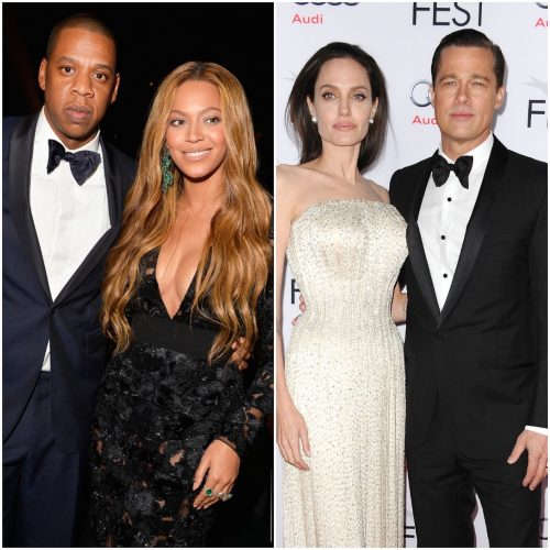 Beyoncé and Jay-Z Almost Performed at Brad Pitt and Angelina Jolie's Wedding