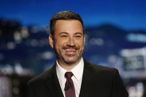 Jimmy Kimmel Is a Massive Cookbook Collector That Keeps 1 By His Bed